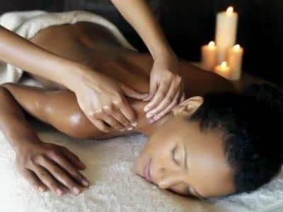 aroma massage aroma