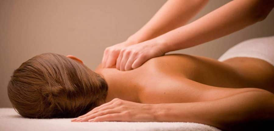 aroma massage californien