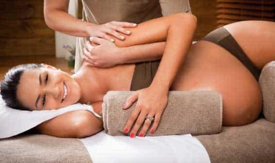 aroma massage future jeune maman