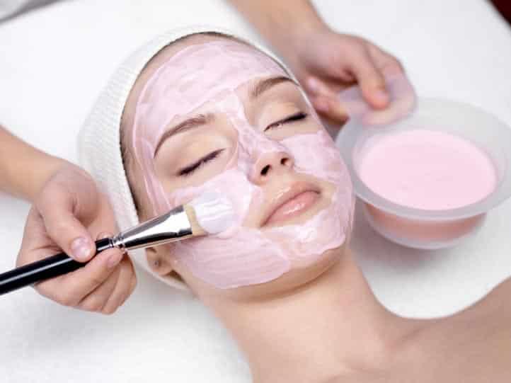 aroma nettoyage de peau classique, soin du visage femme