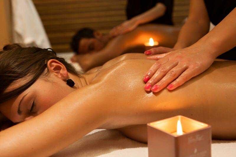 aroma massage bougie mojos