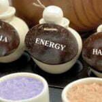 aroma SPA, gommages, enveloppements sucré ou salés en fonction de la saison