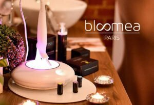aroma bloomea soin corps et visage