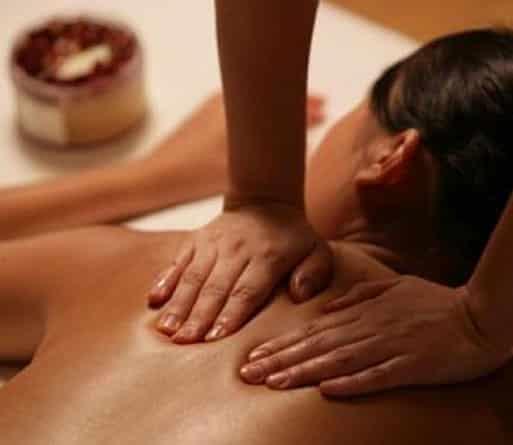 Aroma massage Deep Vedic Dos