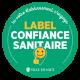 Aroma Institut à devient Commerce Labellisé Confiance Sanitaire