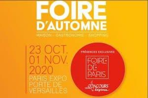 Foire De Paris Annulee 2020